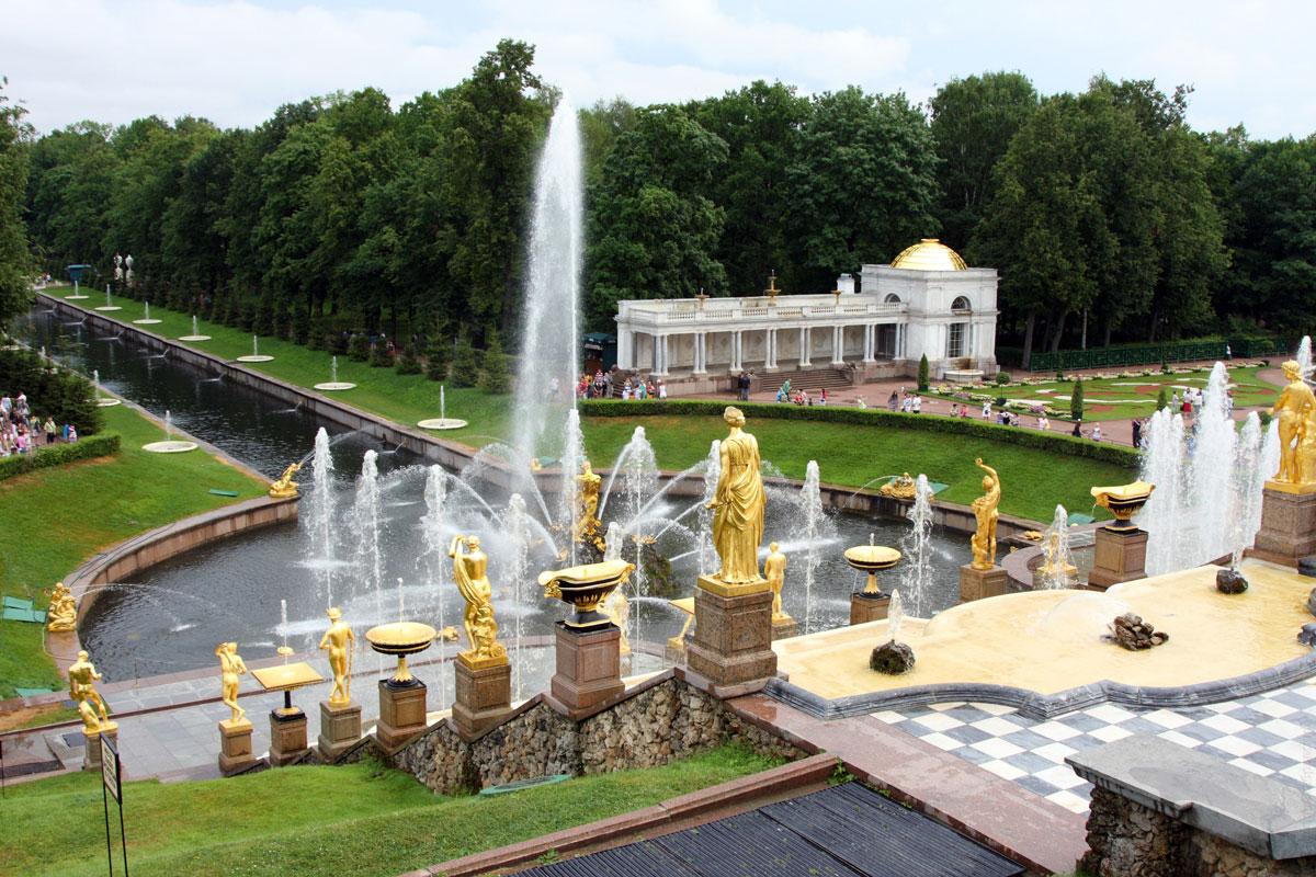 Санкт-Петербург. Петергоф: vasyast